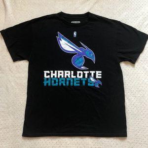 Charolette Hornets Men's Graphic T-Shirt - Size L